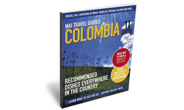 Colombia Travel Guide Intro
