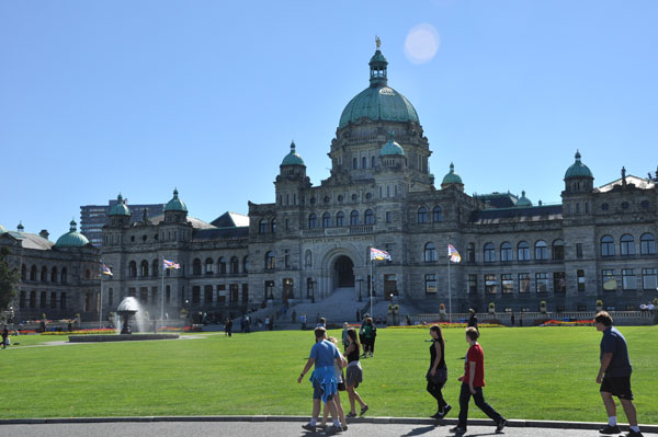 what to do in victoria bc in one day
