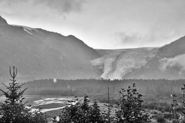 anchorage to seward exit glacier