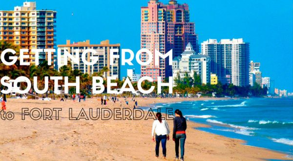 sout beach to fort lauderdale