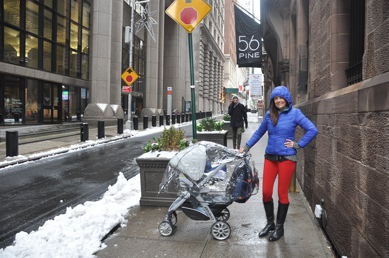 How To Visit New York In Winter With A Baby Maitravelsite