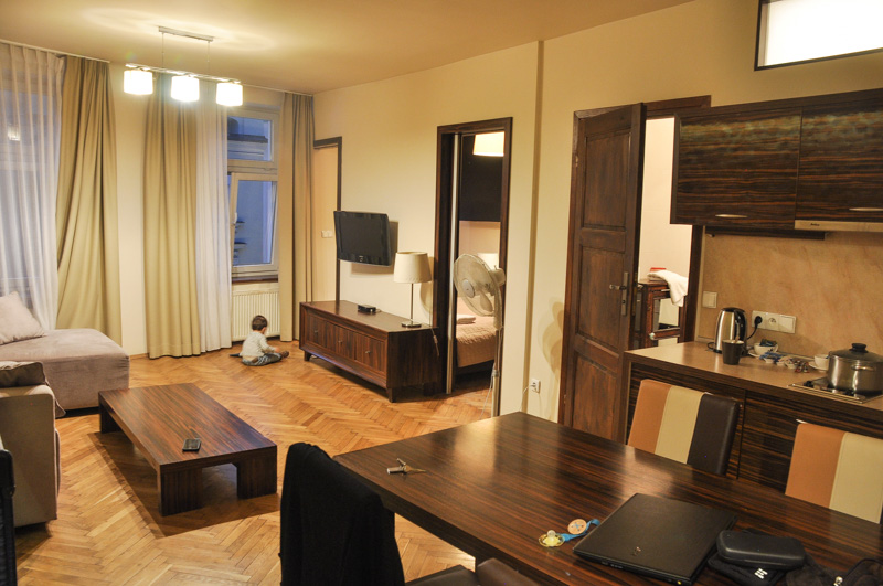krakow holiday apartments family