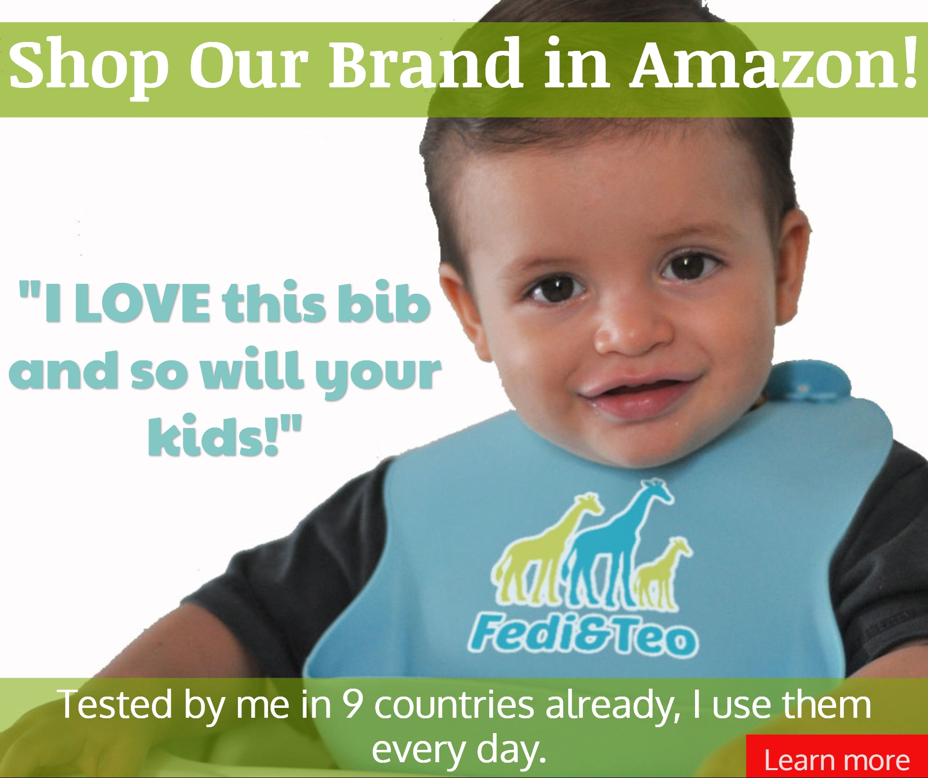 silicone bibs for boys
