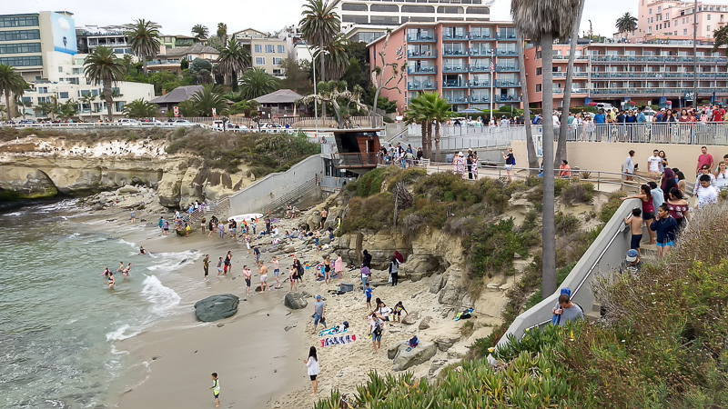 la jolla with kids