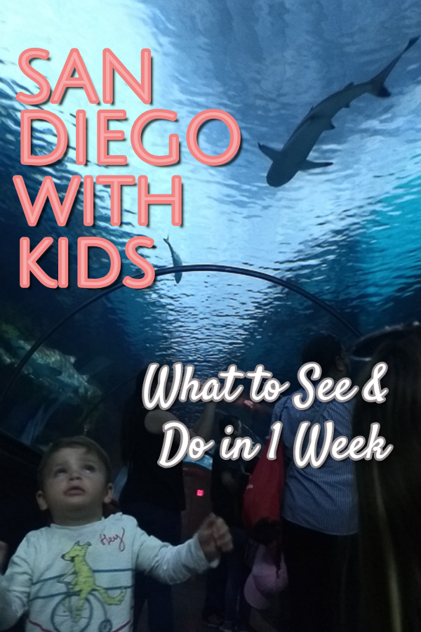 san diego with kids 2018
