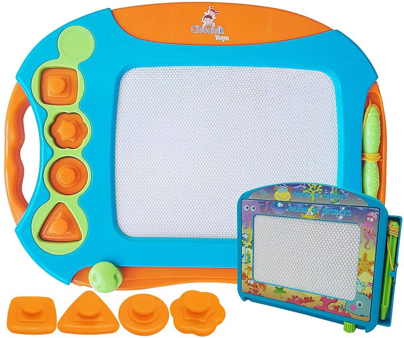 magnetic drawing board for toddler travel